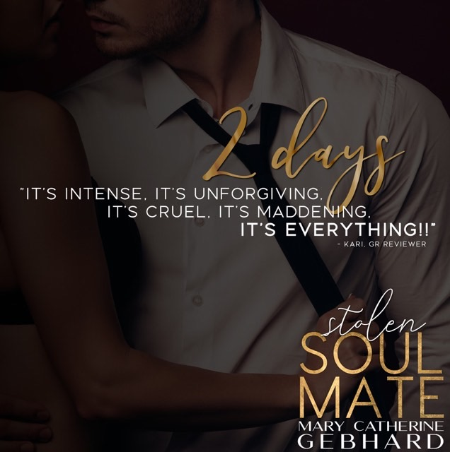 Stolen Soulmate 3 day countdown